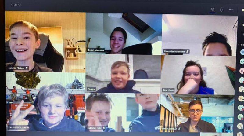 Virtuelle Jugendstunde