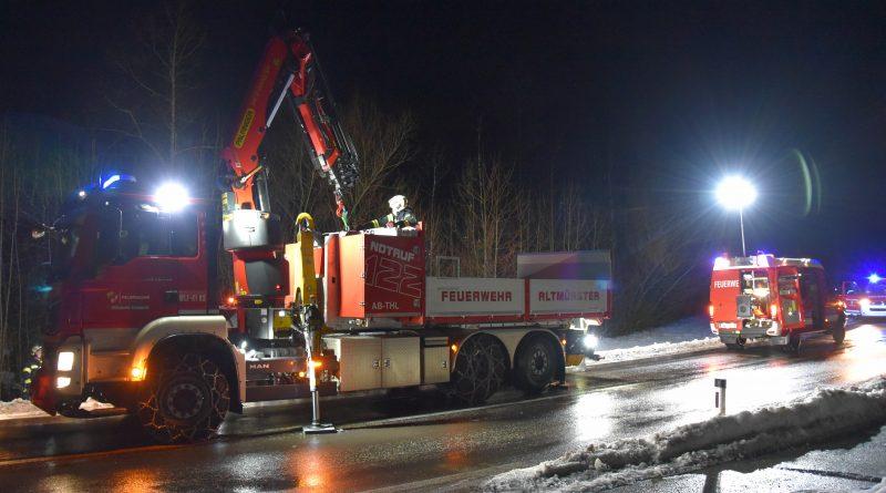 Fahrzeugbergung in Pinsdorf