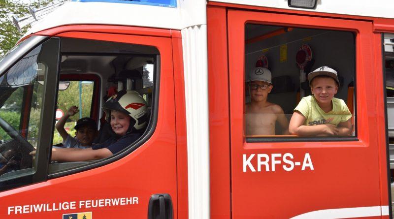 Feuerwehrferien(s)pass 2021